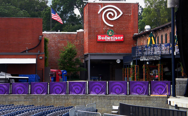Time Warner Cable Amphitheatre Case Study Conder Flag
