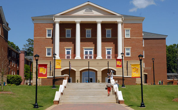 Winthrop University Case Study Conder Flag Company
